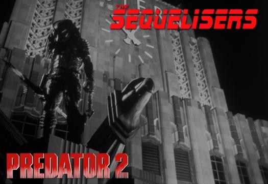 Predator 2 Website
