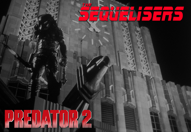 Predator 2 Website