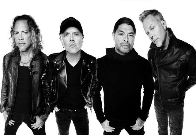Metallica for website