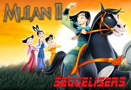 Sequelisers Mulan II